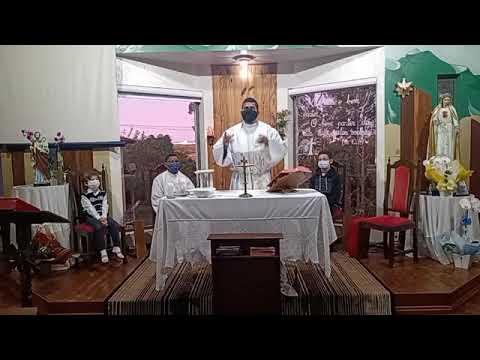Santa Missa | 30.04.2021 | Sexta-feira | Padre João Paulo | ANSPAZ