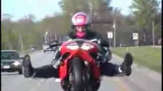 Caidas de motos