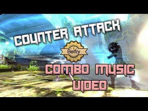 [CMV] 역습 Counter Attack - Feat. Belfry the 점프슬래셔 (Jump Slasher) - Dragon Nest