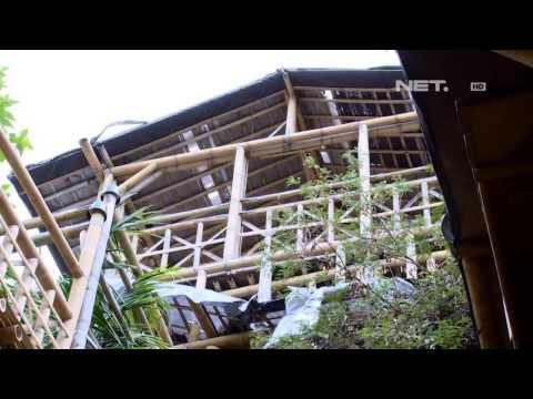 NET12 - Tempat Asri, Makanan Lezat, Pijat Nyaman di Resto Rumah Pohon, Jogja
