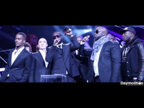 Sexion d'Assaut - Welcome To The Wa Pt. 4 : La Consécration (NRJ Music Awards)