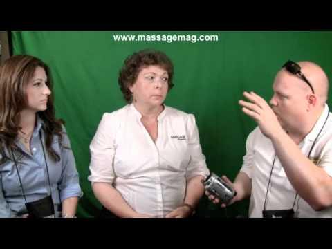 Karen Menehan and Jennifer Whalen from www.massagemag.com - Live Interview