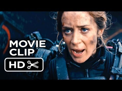 Edge Of Tomorrow Movie CLIP - Come Find Me (2014) - Emily Blunt, Tom Cruise Movie HD