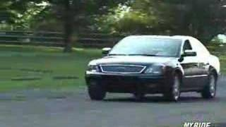 Review: 2005 Ford Five Hundred Limited