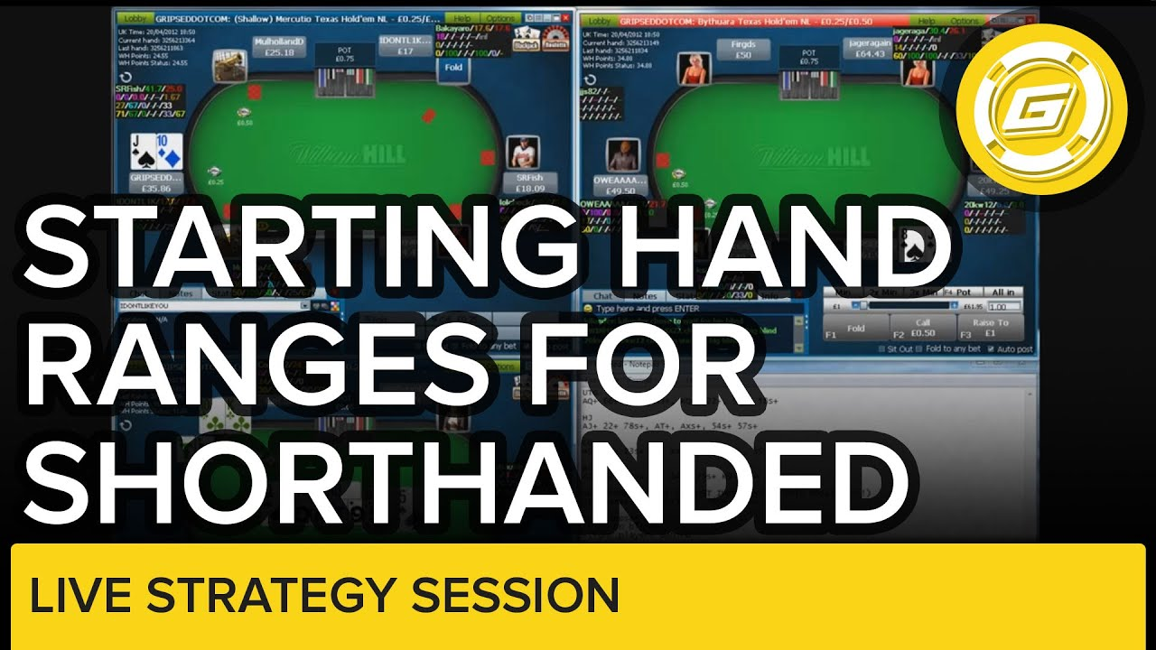 online poker strategy videos free