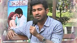 Vijay Antony Interview About Dr Saleem Movie