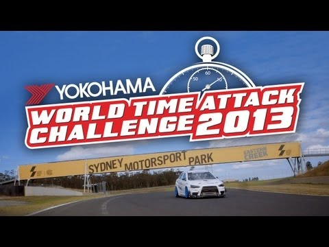 World Time Attack  2013 - The Best is Yet To Come!