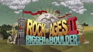 Rock of Ages 2: Bigger & Boulder - E3 2016 Trailer