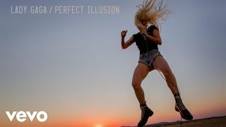 Lady Gaga - Perfect Illusion (audio)