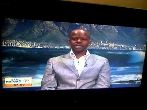 Clement Banjo Interviewed by the South African Broadcasting Coperation