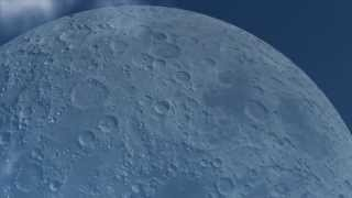 If the Moon Was Only as Far Away as the International Space Station