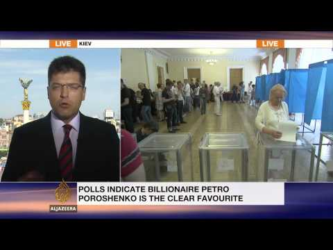 Analysis: Election crucial for Ukraine's future