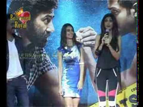 Shilpa Shetty & Harman Baweja Song launch of the film 'Dishkiyaoon'  1