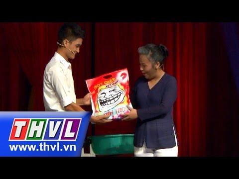 THVL | Cười xuyên Việt (Tập 5) - Vòng chung kết 3: Bột giặt thánh troll - Mạc Văn Khoa