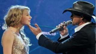 Tim McGraw Ft Taylor Swift Highway Don't Care Live Grammys