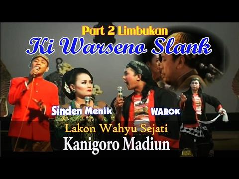 Wayang Kulit Limbukan - Dagelan Lucu Warok Ki Warseno Slank Kanigoro Madiun 2/5