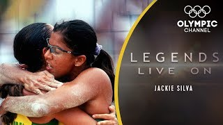 The Story of Beach Volleyball Legend Jackie Silva | Legends Live On