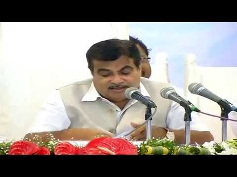 Shri Nitin Gadkari addresses at 142nd Foundation Day of Mumbai Port Trust