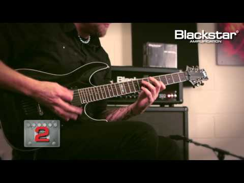 Blackstar HT- Metal Dual Distortion Pedal