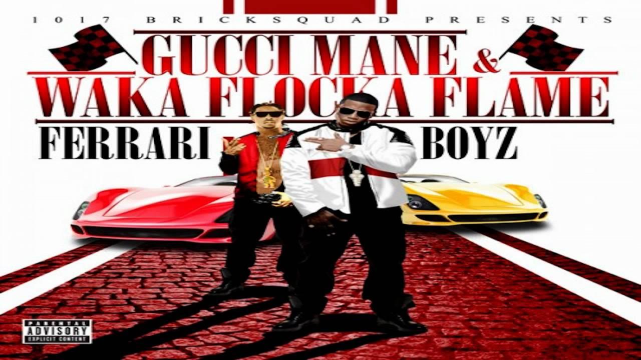 Waka Flocka Flame- Lord Tell Me Where Im Going (feat