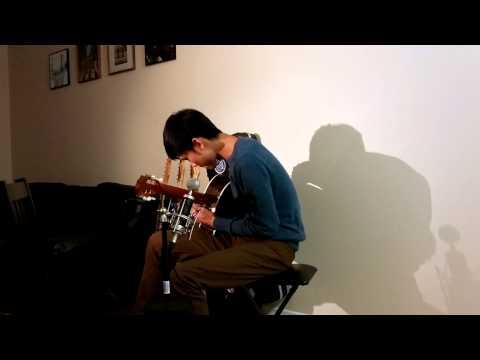 Radiohead - 15 Step Jazz Guitar Cover