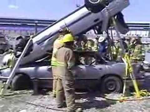 Override Extrication Drill