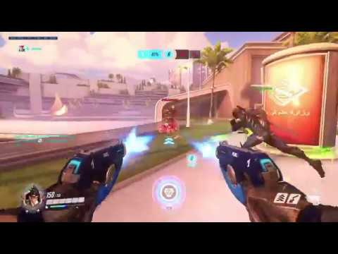 When you're too good as Tracer you never fail an ult | Overwatch highlights