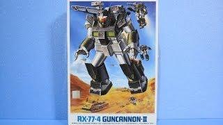 208 1/144 RX-77-4  ガンキャノンⅡ   『機動戦士ガンダムMSV』