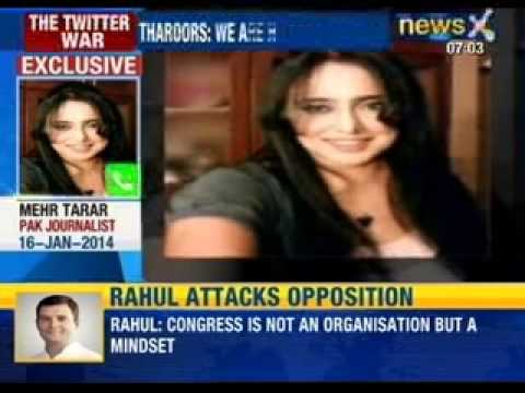 Latest News: The twitter war; Mystery shrouds Sunanda's death - NewsX