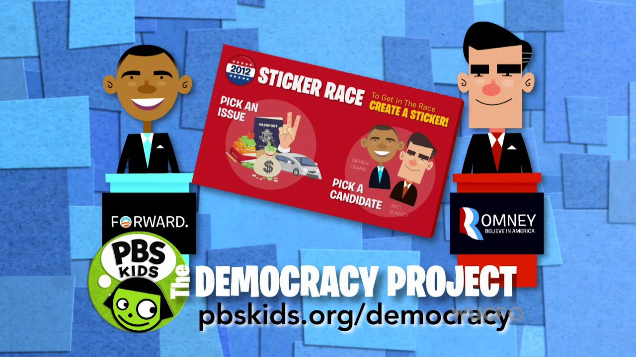 PBS KIDS: The Democracy Project - YouTube