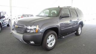 2011 Chevrolet Tahoe Z71 Start Up, Engine, and In Depth Tour videos