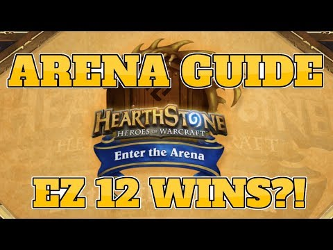 Arena Guide | Dual Class Arena | The Boomsday Project | Hearthstone Guide How To Play Arena