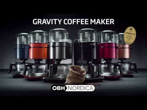 GRAVITY - THE SIMPLE WAY TO PERFECT COFFEE