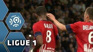 Goal Salomon KALOU (42' pen) - Toulouse FC-LOSC Lille (1-2) - 05/04/14 - (TFC-LOSC)