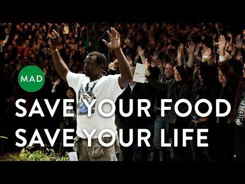 Save Your Food Save Your Life | Ron Finley, Urban Gardener