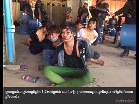 Human Rights Group Urges UN to Put Pressure on the Cambodian Government