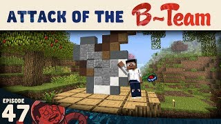 Minecraft :: Bdubs Tree Removal! :: Attack of the B-Team E47