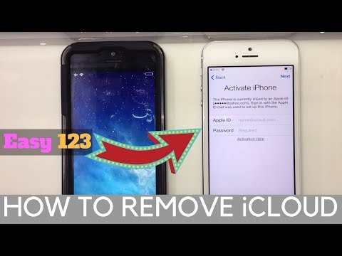 HOW TO BYPASS iCloud Activation screen (Apple Email & Password)