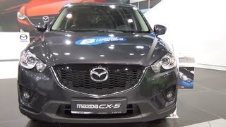 [Mazda CX-5 Exterior and Interior in Full 3D HD]