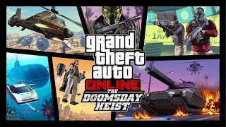 GTA Online - The Doomsday Heist Trailer