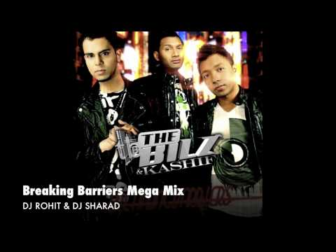 The Bilz & Kashif - Breaking Barriers - Album Megamix [Exclusive]
