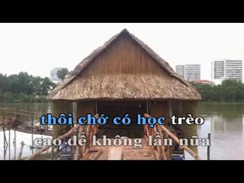 con nhà nghèo karaoke MAI QUỐC HUY