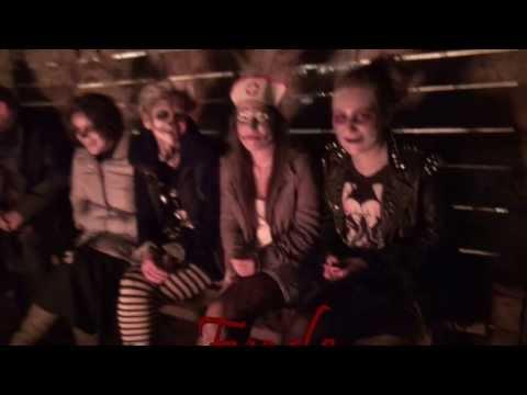 Halloween Parcour-Party  Zitadelle Bitche / Lothringen / Frankreich 31.10.2013 Serienclip 40/43