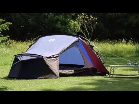 Coleman® Cobra 2 - Lightweight excursion & backpacking tent