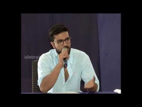 Ram charan's help for HudHud cyclone affected Vizag