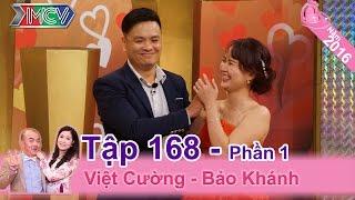 Chết cười với cô vợ đòi li dị chồng vì muốn tham gia Vợ Chồng Son | Việt Cường - Bảo Khánh | VCS 168