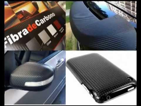 Adesivos fibra de carbono,envelopamento de carros, preto fosco automotivo,para envelopar carros.wmv