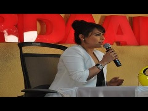 MARDAANI Official TRAILER LAUNCH by Rani Mukherjee