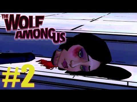 The Wolf Among Us - Part 2 | MURDER MYSTERY | Gameplay Walkthrough