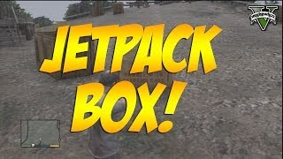GTA 5: Jetpack Box